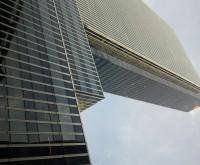 Gondolas in Manhattan